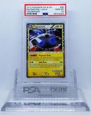 Pokemon HGSS TRIUMPHANT MAGNEZONE PRIME #96 HOLO FOIL CARD PSA 10 GEM MINT #*