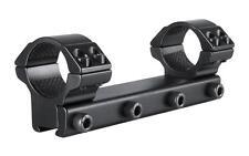 "Hawke Match Rifle Scope 1 PIECE Mount Ring - 1"" ring MEDIUM 9-11mm base - 22104"