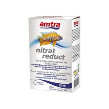 NITRAT REDUCT amtra.Reduce los nitratos del acuario.Control de algas.Agua dulce