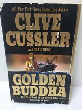 The Oregon Files: Golden Buddha 1 by Craig Dirgo and Clive Cussler (2003, Paperb