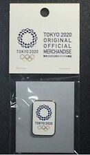 2020 Olympic Games Tokyo Original OFFICIAL MERCHANDISE PIN with Original Package