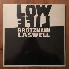 Peter Brötzmann & Bill Laswell – Low Life LP NEW / SEALED!