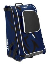 "Grit Inc HTFX Hockey Tower 36"" Wheeled Equipment Bag Navy HTFX036-NY (Navy)"