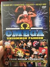 OMEGA Wrestling - Uncommon Passion region 2 DVD (Matt and Jeff The Hardy Boys)