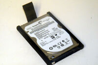 """Lenovo Thinkpad T420s T420si T520s T520si 320GB 2.5"""" 7mm Hard Drive with Caddy"""
