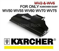 Genuine KARCHER EASY WV50 WV55 WV60 WV70 WV75 170mm Window Vacuum cleane Nozzle