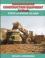 Roadbuilding Construction Equipment at Work State of Rhode Island Minor Damage