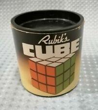 Vintage Original Classic Rubik's Cube With Box 1981#927