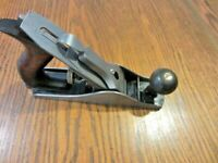 VINTAGE STANLEY No 3 SMOOTH PLANE TYPE 13 1925-1928, SW CUTTER