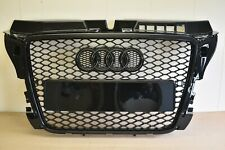 RS3 STYLE GRILL FOR AUDI A3 8P S3 RS3 2009-2012 FRONT BUMPER MAIN GRILL FRONT