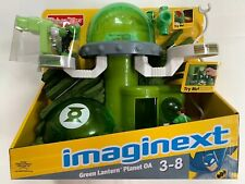 Green Lantern Fisher-Price Imaginext DC Super Friends Planet OA NEW