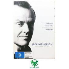Chinatown - Goin South - Heartburn (DVD) Jack Nicholson 3 Movie Pack - Region 4