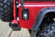 Custom Fuel Filler / Petrol Cap for Traxxas TRX-4 Landrover D110 Scale Crawler