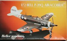 Heller Humbrol 1/72 Bell P-39Q Aircobra boxed  Sealed unmade