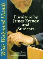 With Wakened Hands: Furniture by James Krenov and Students, Krenov, James, Good