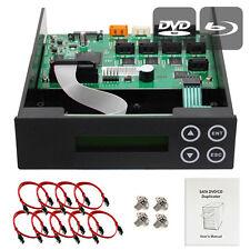 1-2-3-4-5-6-7   CD/ DVD/ BD Blu-ray SATA Burner Duplicator Copier CONTROLLER