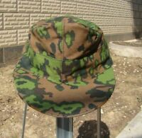 WWII WW2 German Elite Spring Oak Leaf Camo Fall Cap Hat Size M-DE071