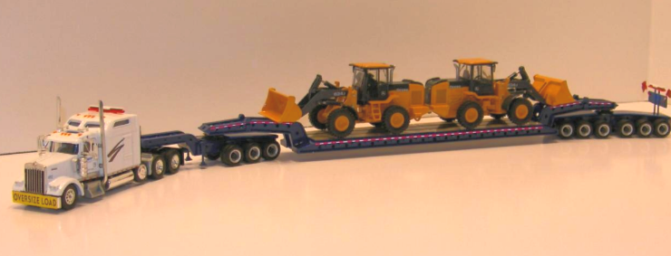 All About 1/87 HO Trucks