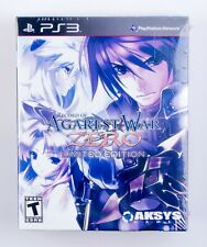 Record of Agarest War Zero -- Limited Edition (Sony PlayStation 3, 2011) PS3 RPG