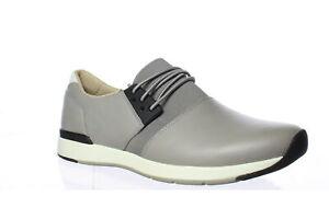Vionic Womens Carmen Light Grey Casual Flats Size 8 (Wide) (1403805)