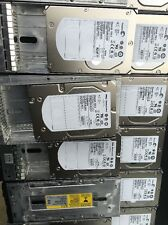 Lot Of 15 Dell Equallogic Seagate ST3300656ss 15k 300GB SAS 94599 9z1066 HARD HD