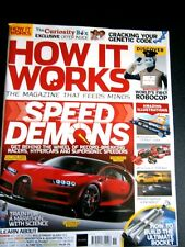 How It Work Magazine Issue 111 (new) 2018