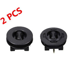 2PC Fixing Grips Clamps Floor Holders Car Mat Carpet Clips Anti Slip Pad Knob SR
