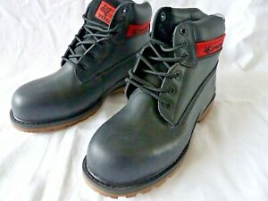 Ladies Safety Boots Size 7 Eur 41 Vixen VX950A  Part Good Year Welted Boot