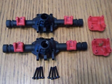 Axial SCX10 II Jeep Cherokee AR44 Front & Rear Axle Housing /Mounts Differential