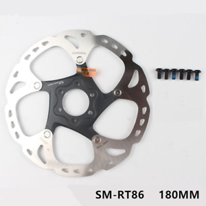New Shimano XTR SM-RT86-M 180mm Rotor 6 Bolts ICE Technology Made in Japan