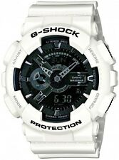 Casio G Shock *GA110GW-7A Anadigi Gshock XL Gloss White & Black COD PayPal