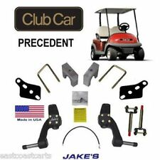 "Club Car Precedent Golf Cart Jakes 6"" LIFT KIT #6232 (Free Shipping)"