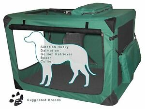 Pet Gear Dog Cat Soft Portable Travel Crate All Sizes Easy Fold
