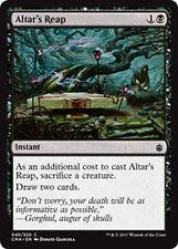 4x Altar's Reap (Ernte des Altars) Commander Anthology Magic
