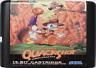 Quack Shot 16 bit MD Game Card For Sega Mega Drive Genesis Donald Duck 1991 16