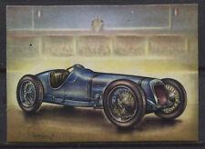 Delage 1500 GP Racing Car 1927 Vintage 1950s Dutch Trading Card No.149