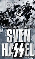 Assignment Gestapo (Sven Hassel War Classics), Jean Ure,Hassel, Sven, Good Condi