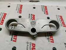 """Plate Steering Top For Ducati 888 SP 2 34110041a Branded Ducati """" Mechanical"""