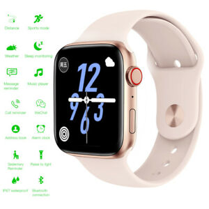 Touch Screen Smart Watch Fitness Tracker Call Reminder for Samsung Huawei iPhone
