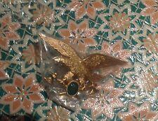 Stemma in metallo Aquila del Corpo forestale per cappello
