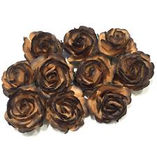 Brown Heritage Roses Hr010 40mm