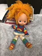 1983 Rainbow Brite Doll Hallmark Inc