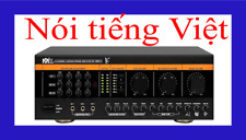 noi tieng Viet ---Better Music Builder DX-388 D (G4) 900W Pro Mixing Amplifier