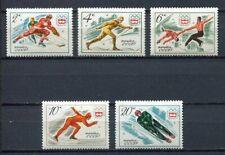 30111) RUSSIA 1976 MNH** Olympic G. 5v. Scott#4410/14