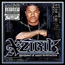 Xzibit - Weapons of Mass Destruction (CD, Dec-2004, Columbia)