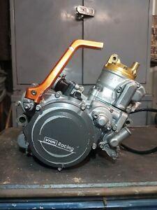 KTM EXC 300 250 200 150 125, engine rebuild/ reconditioning service
