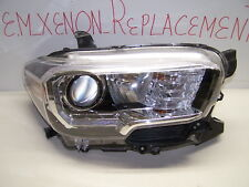 2016-2018 Toyota Tacoma Factory OEM Halogen With LED DRL R/S Headlight