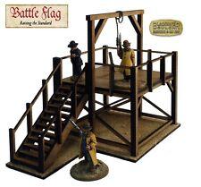 Battle Flag - Hang 'Em High Gallows