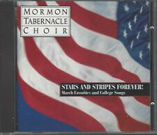 Stars & Stripes Forever: March Favorites & College Songs - Mormon Tabernacle VG+