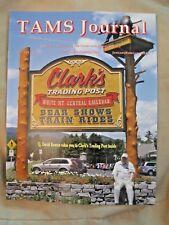 TAMS Journal Book - Jan/Feb 2014 - Sholl's Cafeteria, Gambling Tokens